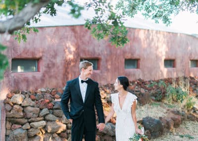 Destination Wedding At Lazalu Zion National Park Retreat-02