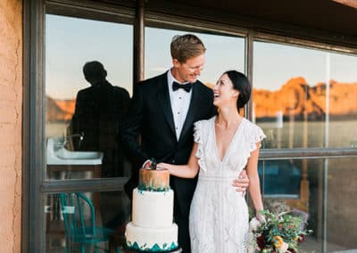 Destination Wedding At Lazalu Zion National Park Retreat-08