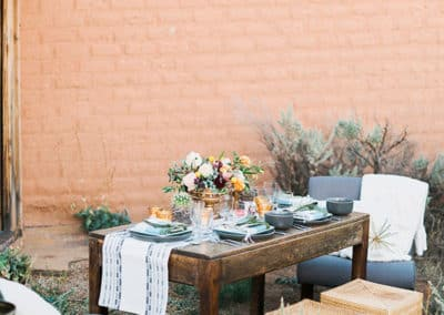 Destination Wedding At Lazalu Zion National Park Retreat-09