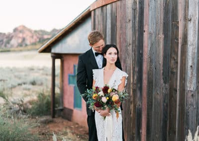 Destination Wedding At Lazalu Zion National Park Retreat-10