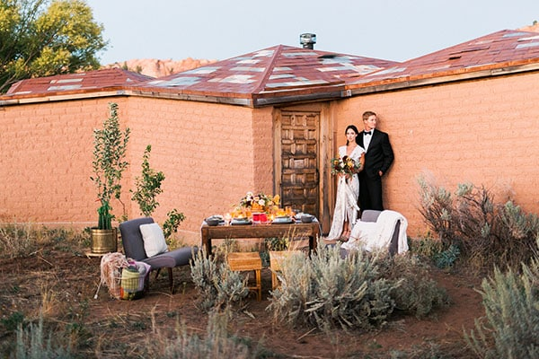 Wedding Venue Services at Lazalu, a Zion Wedding Destination
