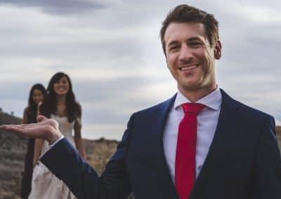 Elopment Wedding At Lazalu, Retreat In Zion National Park171