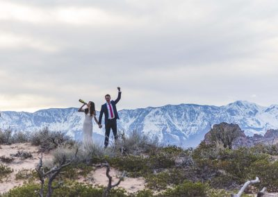 Elopment Wedding At Lazalu, Retreat In Zion National Park215